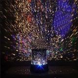 LAMPA - Projektor nočnej oblohy