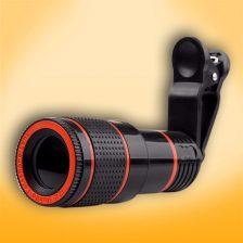 Foto objektívy k mobilom